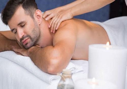 body massage center