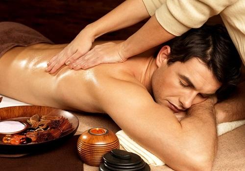 male body massage